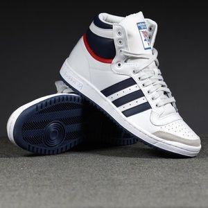 Adidas Top Ten Hi Sneakers